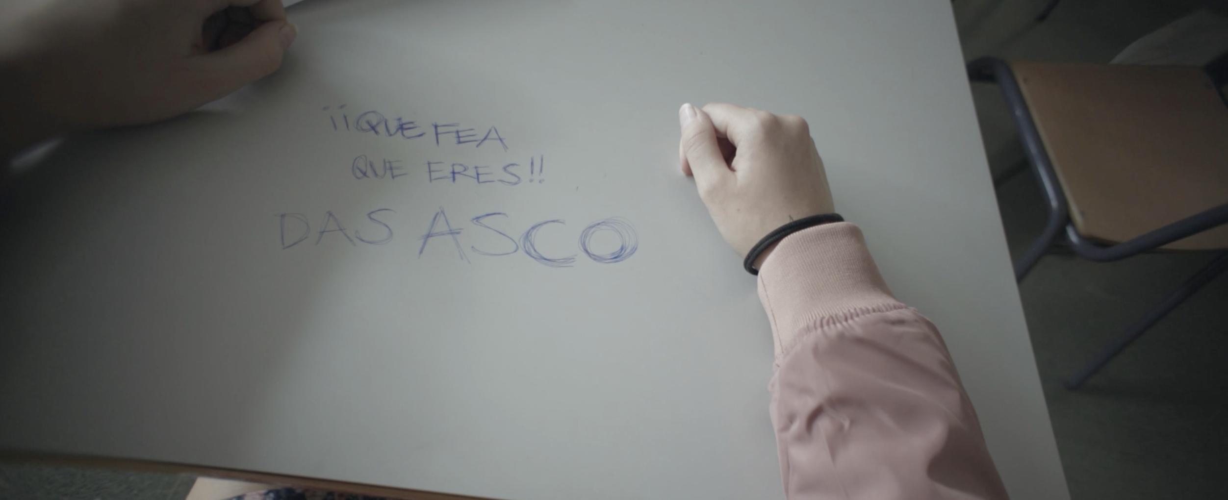 Atrapados en un día normal: campaña contra el bullying escolar
