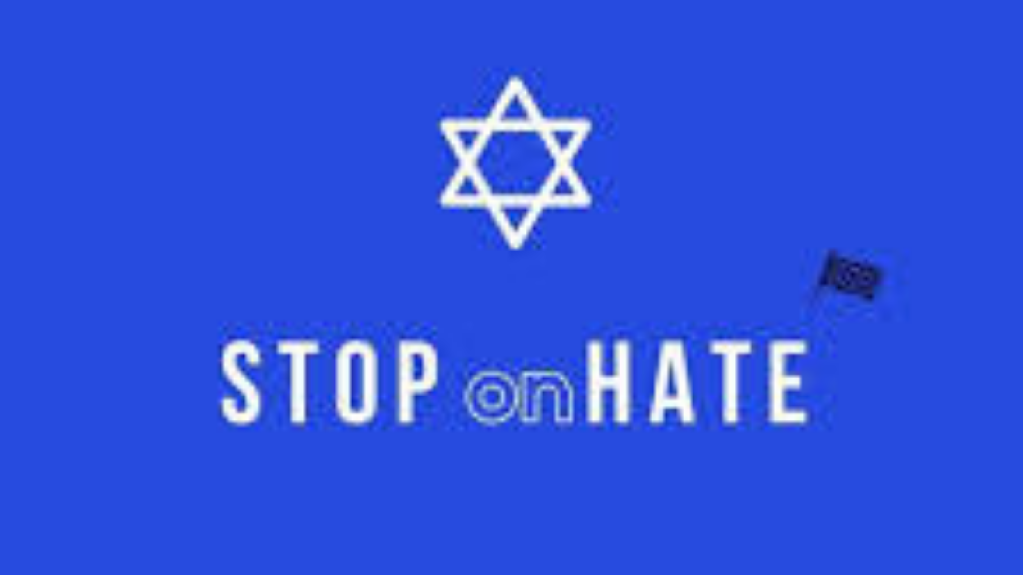 banner stop onhate