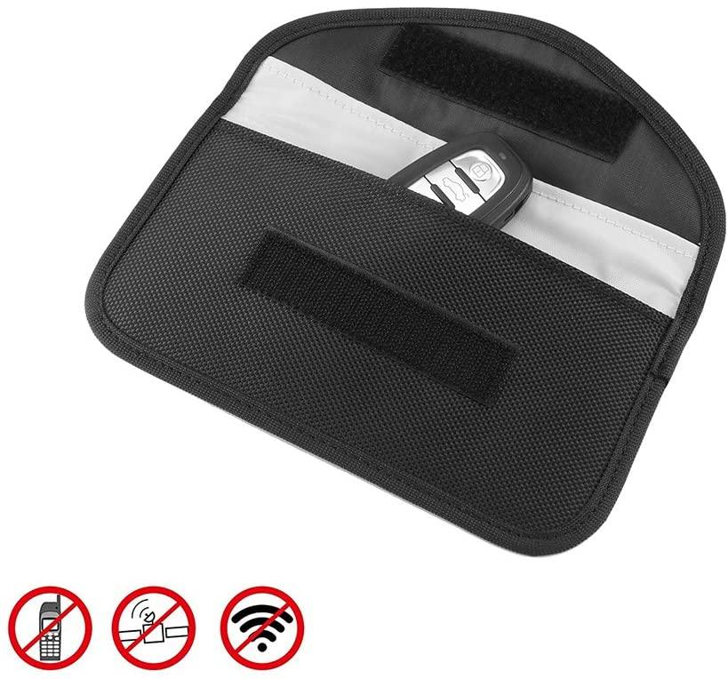onBranding-Gadget dispositivo ciberseguridad-bolsa anti señales electromagnéticas