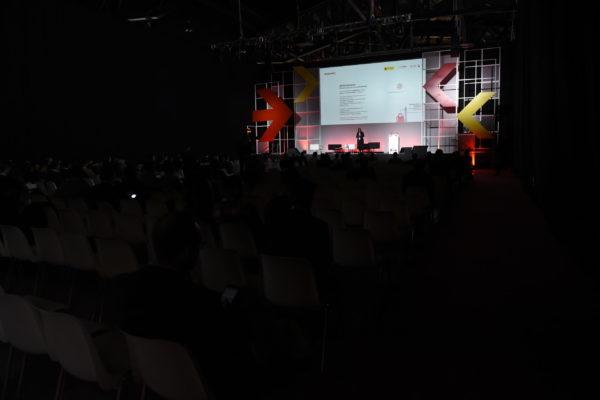 Selva Orejón en el evento #13Enise de INCIBE.