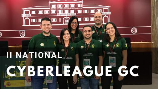 Selva Orejón-mentora de la National CyberLeague GC