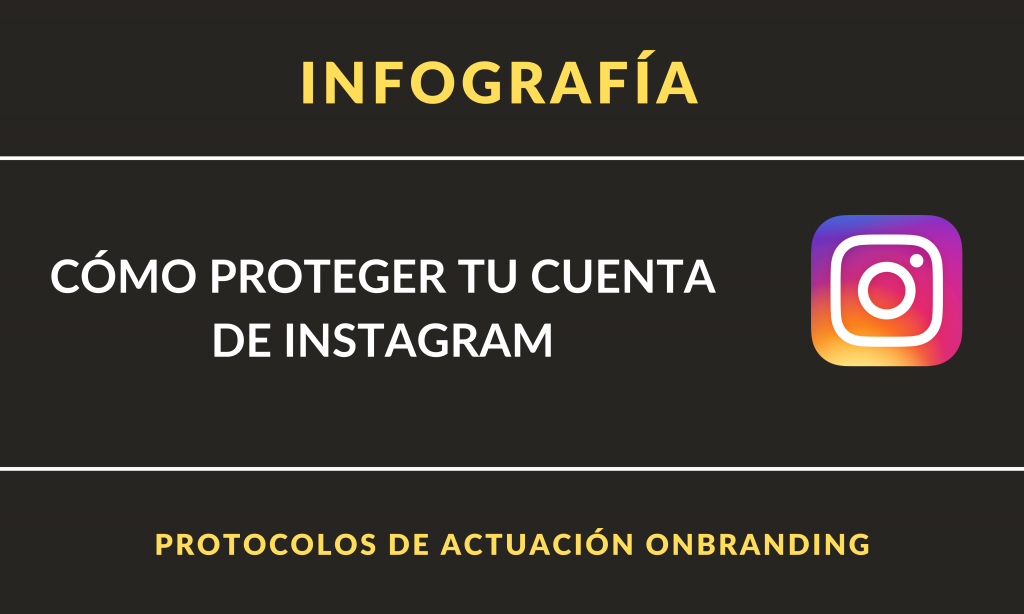 proteger cuenta instagram